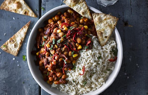 Mixed Bean Picadillo - Love Canned Food