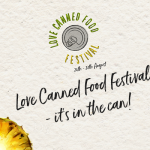 Love Canned Food Festival – it's in the can!
